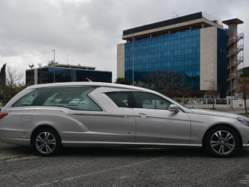 U03 – Mercedes E 250 CDI