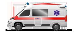Ambulanza da Rianimazione