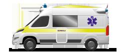 Ambulanza da Trasporto