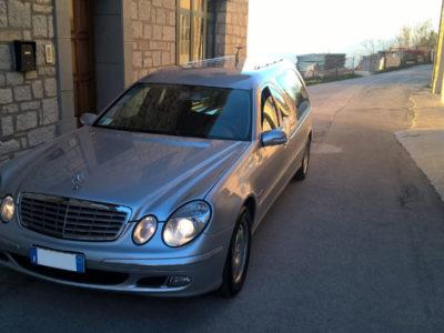 U06 – Mercedes E270